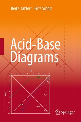 Abbildung von Kahlert / Scholz | Acid-Base Diagrams | Softcover reprint of the original 1st ed. 2013 | 2016
