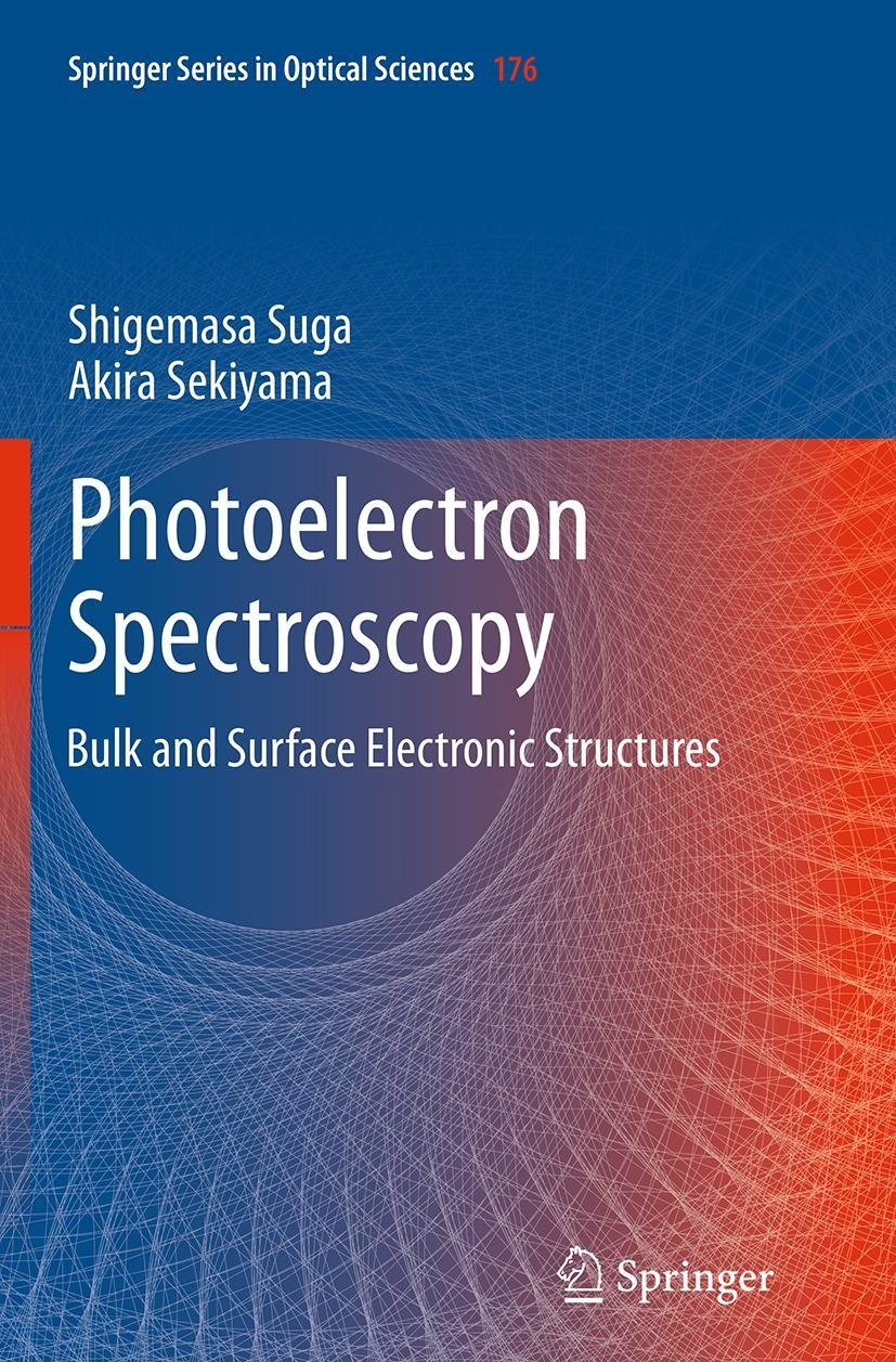 Abbildung von Suga / Sekiyama | Photoelectron Spectroscopy | Softcover reprint of the original 1st ed. 2014 | 2016