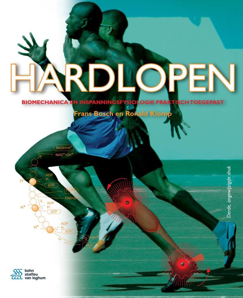 Hardlopen | Bosch / Klomp | 3rd ed. 2016, 2017 | Buch (Cover)