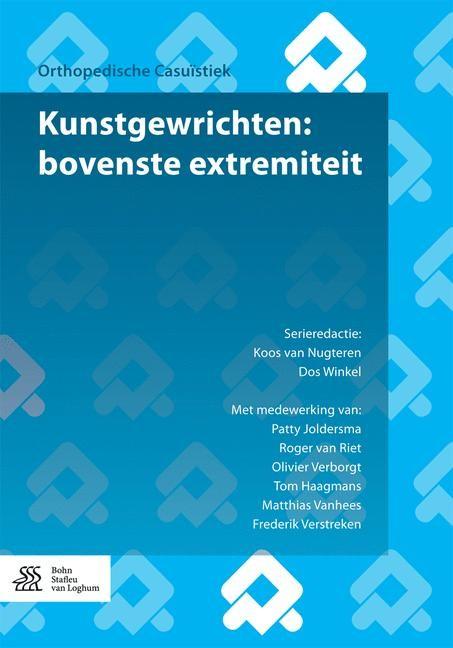 Abbildung von van Nugteren / Joldersma / van Riet   Kunstgewrichten: bovenste extremiteit   1st ed. 2017   2016