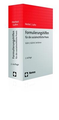 Formulierungshilfen für die sozialrechtliche Praxis | Herbst / Luhn | 2. Auflage, 2017 | Buch (Cover)