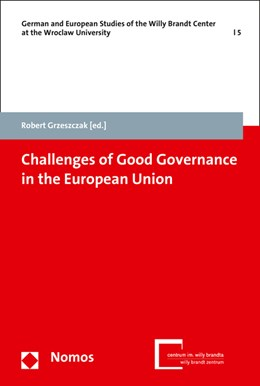 Abbildung von Grzeszczak | Challenges of Good Governance in the European Union | 1. Auflage | 2016 | beck-shop.de