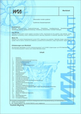 Abbildung von Dekontamination von Holzschutzmittel belastetem Holz. Teil 2: Verfahren zur Abreicherung. | 1. Auflage | 2014 | beck-shop.de