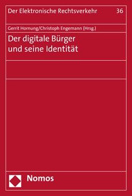 Abbildung von Hornung / Engemann | Der digitale Bürger und seine Identität | 2016 | 36