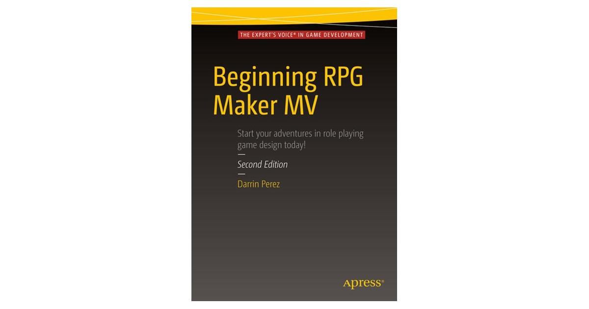 Perez   Beginning RPG Maker MV