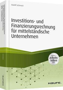 Abbildung von Schinnerl | Investitions- und Finanzierungsrechnung in mittelständischen Unternehmen | 2017 | 11417