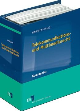 Abbildung von Manssen (Hrsg.)   Telekommunikations- und Multimediarecht • mit Aktualisierungsservice   Loseblattwerk mit Aktualisierungen   2018   Ergänzbarer Kommentar zum Tele...