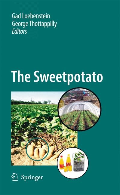 The Sweetpotato | Loebenstein / Thottappilly, 2009 | Buch (Cover)