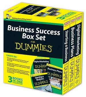 Abbildung von Barrow | Business Success Box Set For Dummies | 2009