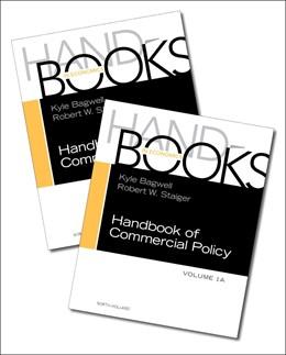 Abbildung von Handbook of Commercial Policy   1. Auflage   2016   1A-1B SET   beck-shop.de