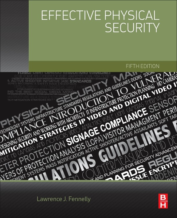 Abbildung von Fennelly | Effective Physical Security | 2016