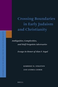 Abbildung von Stratton / Lieber | Crossing Boundaries in Early Judaism and Christianity | 2016
