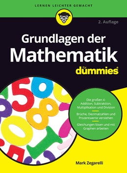 Abbildung von Zegarelli | Grundlagen der Mathematik für Dummies | 2. überarbeitete Auflage | 2016