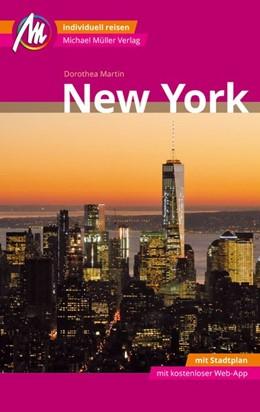 Abbildung von Martin | New York Reiseführer Michael Müller Verlag | 6. Auflage | 2017 | Individuell reisen mit vielen ...