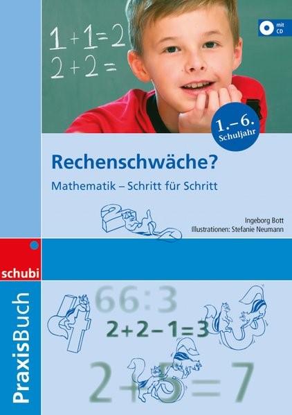 Rechenschwäche? Praxisbuch | Bott, 2007 | Buch (Cover)