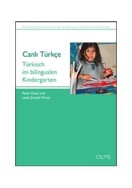 Abbildung von Doyé / Simsek-Yilmaz | Canli Türkçe | 2017 | 2017 | Türkisch im bilingualen Kinder... | 8