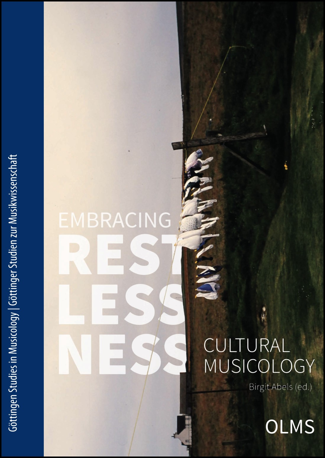 Embracing Restlessness | Abels | 2016, 2016 | Buch (Cover)