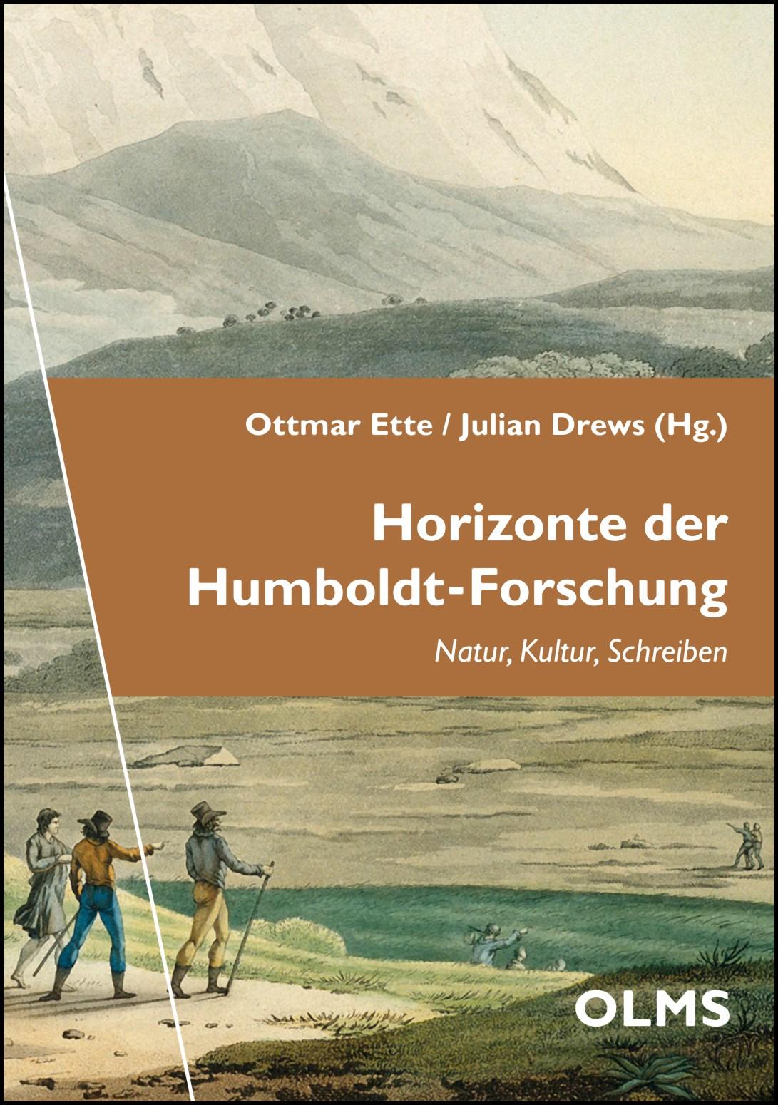 Abbildung von Ette / Drews | Horizonte der Humboldt-Forschung | 2016 | 2016