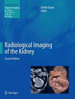 Abbildung von Quaia | Radiological Imaging of the Kidney | Softcover reprint of the original 2nd ed. 2014 | 2016