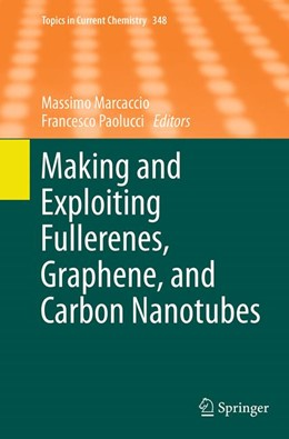 Abbildung von Marcaccio / Paolucci | Making and Exploiting Fullerenes, Graphene, and Carbon Nanotubes | Softcover reprint of the original 1st ed. 2014 | 2016 | 348