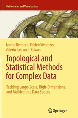 Abbildung von Bennett / Vivodtzev / Pascucci | Topological and Statistical Methods for Complex Data | Softcover reprint of the original 1st ed. 2015 | 2016 | Tackling Large-Scale, High-Dim...