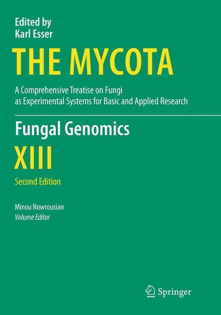 Abbildung von Nowrousian | Fungal Genomics | Softcover reprint of the original 2nd ed. 2014 | 2016