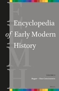 Abbildung von Dunphy | Encyclopedia of Early Modern History, volume 2 | 2016