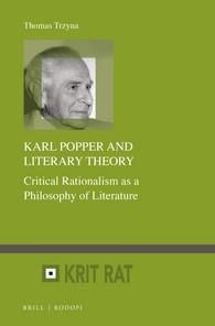 Abbildung von Trzyna | Karl Popper and Literary Theory | 2017