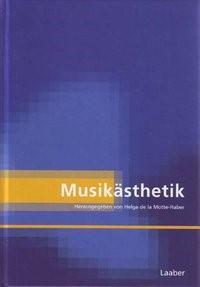 Musikästhetik | Motte-Haber, 2003 | Buch (Cover)