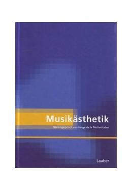 Abbildung von Motte-Haber | Musikästhetik | 2003 | 1