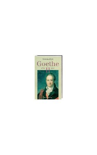 Cover: Nicholas Boyle, Goethe: 1790-1803