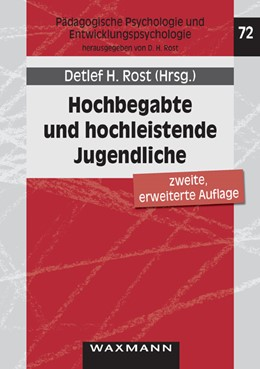 Abbildung von Rost | Hochbegabte und hochleistende Jugendliche | 1. Auflage | 2014 | 72 | beck-shop.de