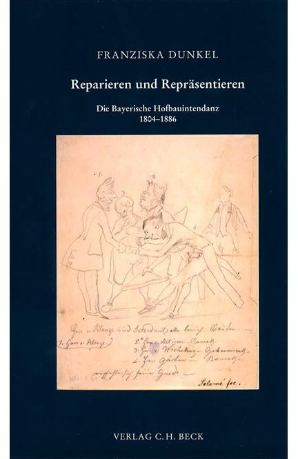 Cover: Franziska Dunkel, Reparieren und Repräsentieren