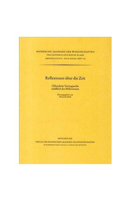 Cover: , Reflexionen über die Zeit