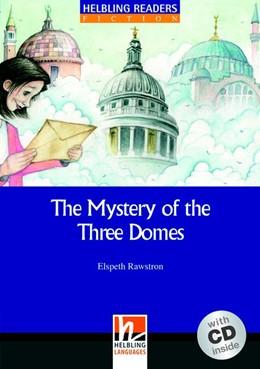 Abbildung von Rawstron   The Mystery of the Three Domes, mit 1 Audio-CD. Level 5 (B1)   1. Auflage   2016   beck-shop.de