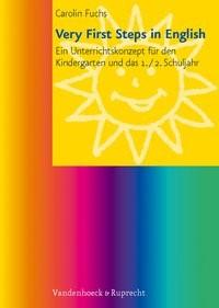 Abbildung von Fuchs   Very First Steps in English   1. Auflage   2008