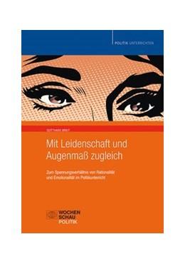 Abbildung von Breit | Mit Leidenschaft und Augenmaß zugleich | 1. Auflage | 2016 | beck-shop.de