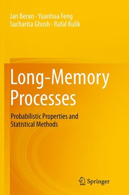Abbildung von Beran / Feng / Ghosh | Long-Memory Processes | Softcover reprint of the original 1st ed. 2013 | 2016 | Probabilistic Properties and S...