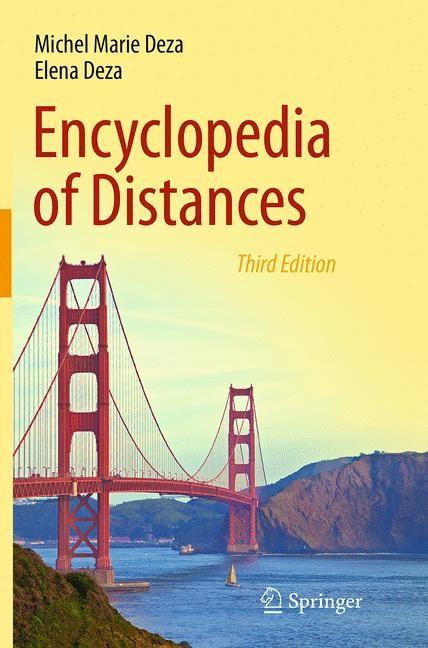 Abbildung von Deza | Encyclopedia of Distances | Softcover reprint of the original 3rd ed. 2014 | 2016