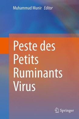 Abbildung von Munir | Peste des Petits Ruminants Virus | Softcover reprint of the original 1st ed. 2015 | 2016