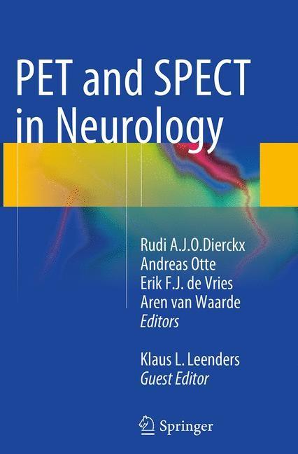 Abbildung von Dierckx / Otte / de Vries / van Waarde / Leenders   PET and SPECT in Neurology   Softcover reprint of the original 1st ed. 2014   2016
