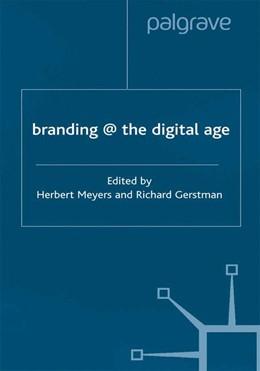 Abbildung von Gerstman / Meyers   branding@thedigitalage   1st ed. 2001   2001