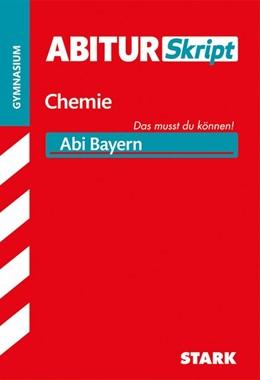 Abbildung von AbiturSkript - Chemie Bayern   1. Auflage   2017   beck-shop.de