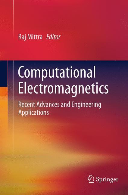 Abbildung von Mittra | Computational Electromagnetics | Softcover reprint of the original 1st ed. 2014 | 2016