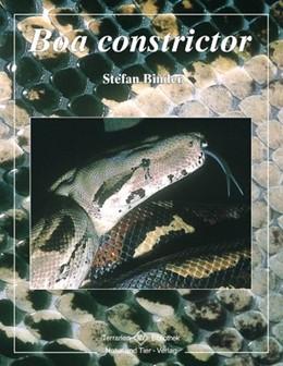 Abbildung von Binder | Boa constrictor | 1. Auflage | 2008 | beck-shop.de
