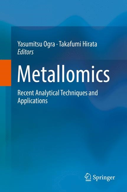 Metallomics | Ogra / Hirata, 2017 | Buch (Cover)
