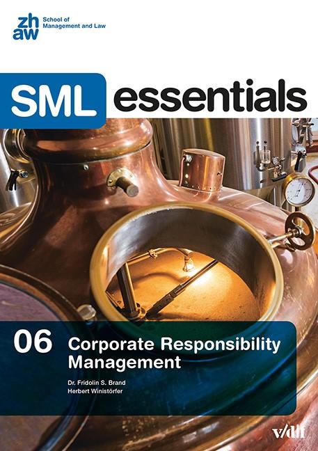 Abbildung von Brand / Winistörfer | Corporate Responsibility Management | 2016