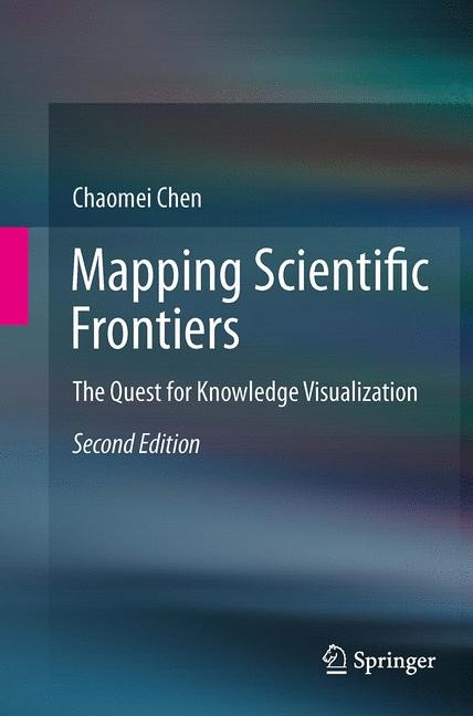 Abbildung von Chen | Mapping Scientific Frontiers | Softcover reprint of the original 2nd ed. 2013 | 2016
