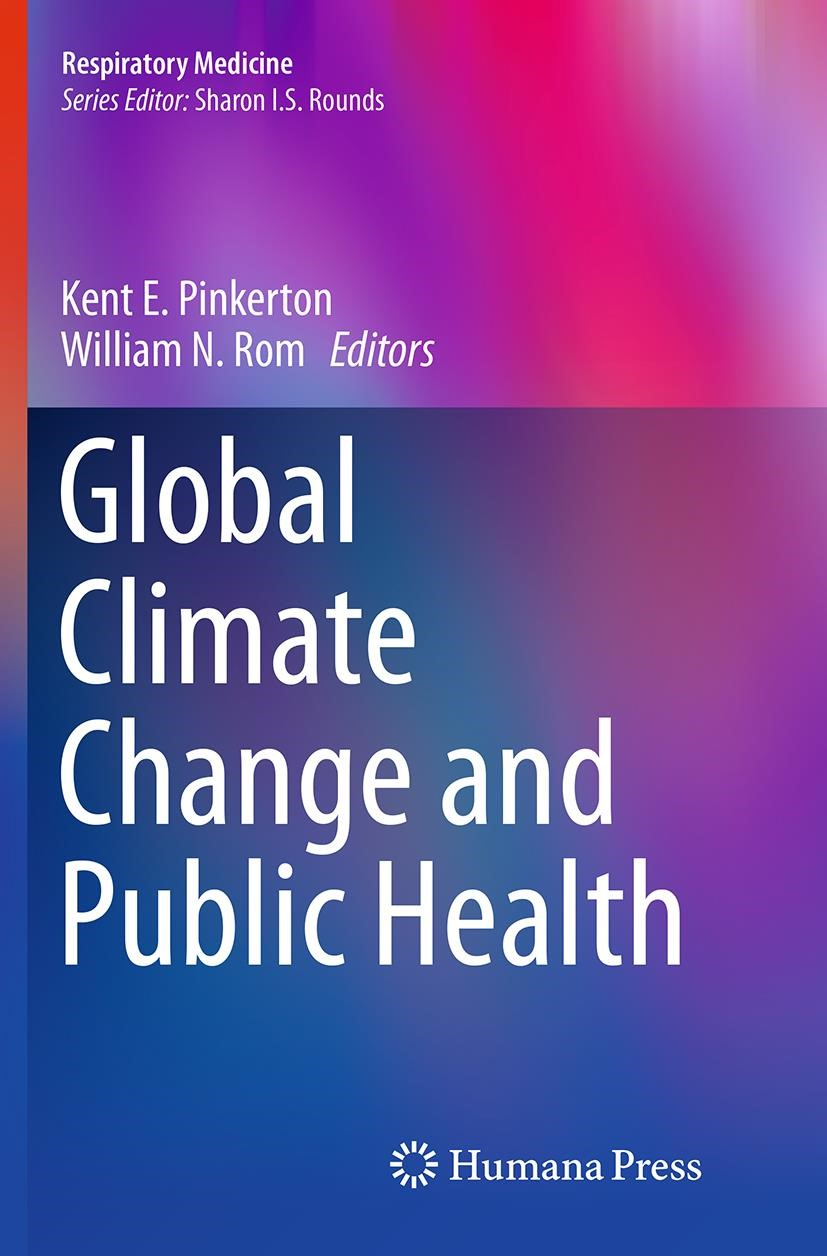 Abbildung von Pinkerton / Rom | Global Climate Change and Public Health | Softcover reprint of the original 1st ed. 2014 | 2016