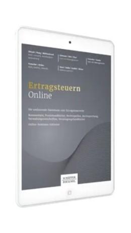 Abbildung von Dötsch / Pung / Bitz / Pust / Frotscher | Ertragsteuern Online | 2016 | Die umfassende Datenbank zum E...
